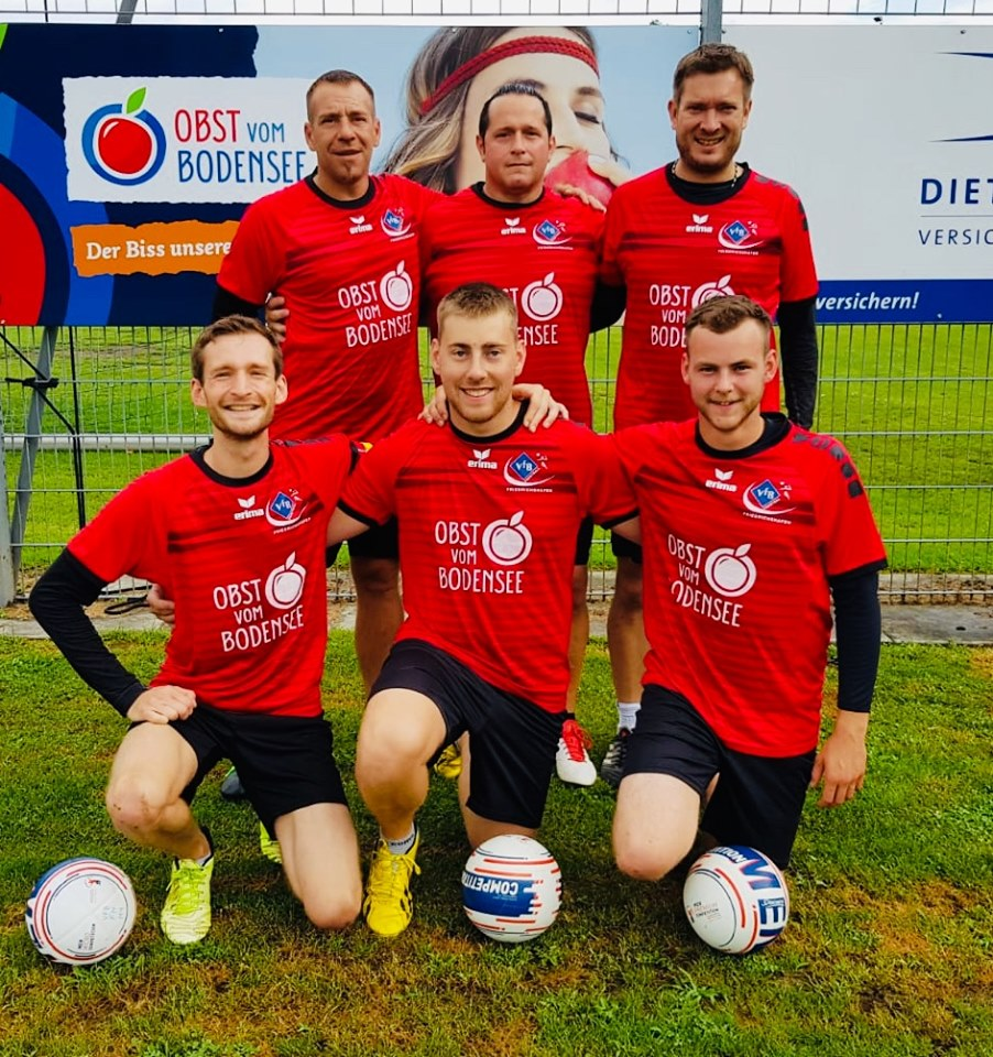 Obst vom Bodensee Faustball Cup